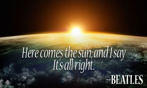Quotes About The Sun Sun Quotes