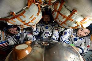Three Astronauts Return to Earth, Three Others to Head to ...