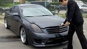Nissan Altima Coupe 3 5  U0026 92  Twin 10 U0026quot  Subs