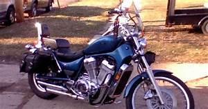 Suzuki Vs750 Intruder Motorcycle 1988