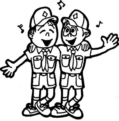 cub scout coloring pages cub scout coloring pages bestofcoloring