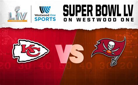 Wsgw Super Bowl Lv On Westwood One Wsgw 790 Am And 1005 Fm