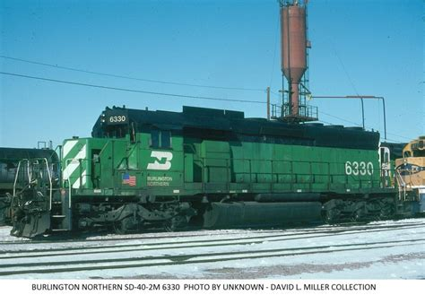 Burlington Northern 6330 | Midwestern Model Works