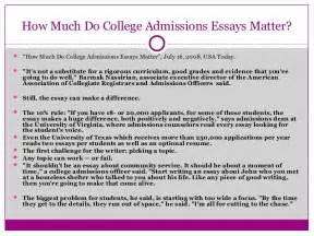 type college essays