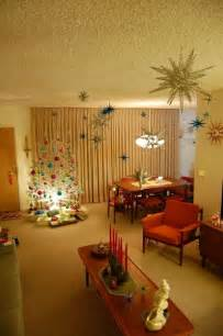 mid century modern christmas december is sparkle time pinterest