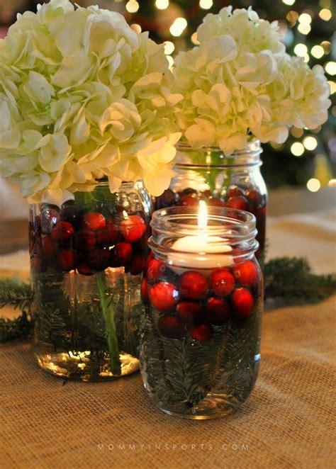 simple diy holiday centerpieces holiday centerpieces