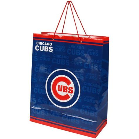 gifts for cubs fans cubs gift bags chicago cubs gift bag cubs gift bag