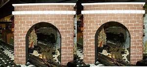 O Gauge Tunnel Portals    Model Railroad Layout   Scenery O