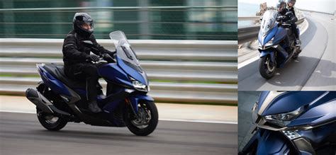 Review Kymco Xciting 400i by Kymco Review Kymco Xciting S 400i