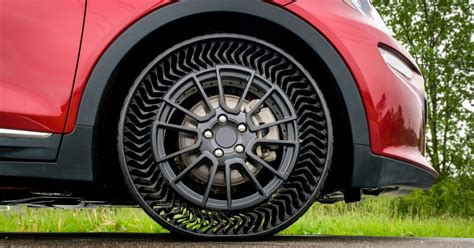 No More Tyre Punctures, Say Michelin