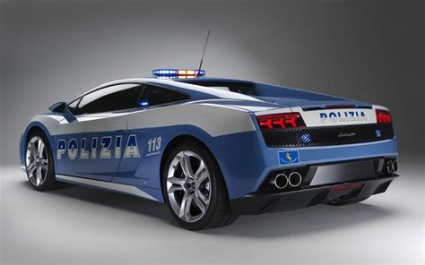 Hd Car Wallpapers Lamborghini Gallardo Police Car Pictures