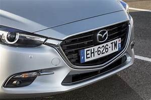 Mazda3 Dynamique : essai mazda 3 restyl e 2017 notre avis sur la mazda 3 essence photo 26 l 39 argus ~ Gottalentnigeria.com Avis de Voitures