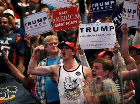 evangelical trump supporters hark    good