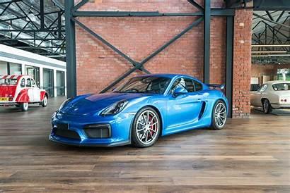 Porsche Gt4 Cayman Richmonds Cars