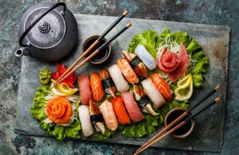 cuisine ayurveda japanese food top 10 dishes from sashimi to yakitori