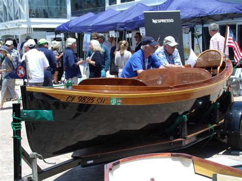 Newport Beach Boat Show Hours by Newport Local News Wooden Boat Show Offers Nautical Delights
