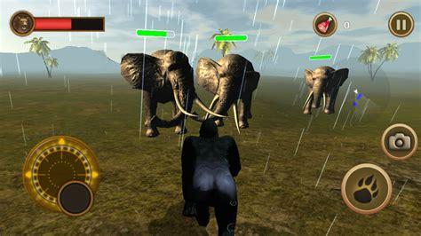 amazoncom wild gorilla simulator appstore  android
