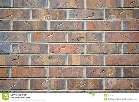 Red Brick Wall Royalty Free Stock Photography Image