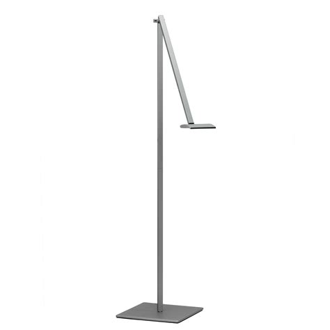 mosso pro floor l mosso pro led floor l by koncept lighting ar2001 sil flr