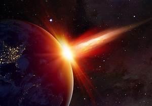 Asteroid impacts 4 billion years ago began tectonics ...