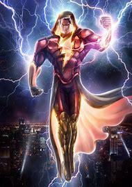 DC Comics Shazam Captain Marvel