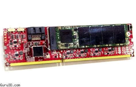Innodisk makes ddr3-adapter for M.2 SSDs