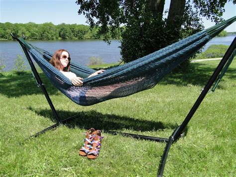 Mayan Hammock Stand by Choosing The Mayan Hammock Xl Family Sized With