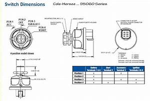 Cole Hersee 24059 Wiring