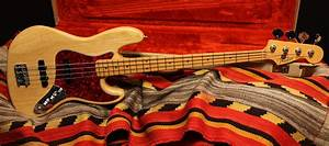 1999 Fender Jazz Bass  U0026quot Natural U0026quot