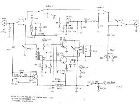 Palomar Sch Service Manual Download Schematics
