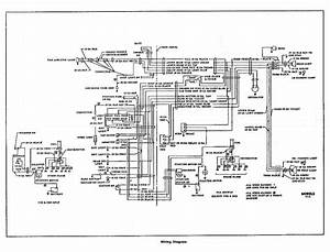 1953 Chevy Truck Wiring Diagram
