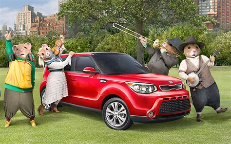 Kia Cars Commercial by Musical Hamsters Return For 2016 Kia Soul Commercial W