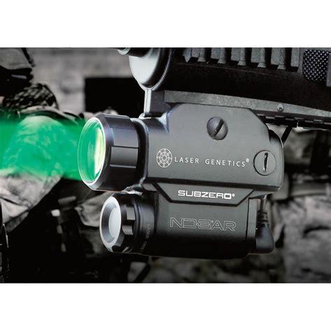 best low light scope laser genetics ar 15 laser designator matte black