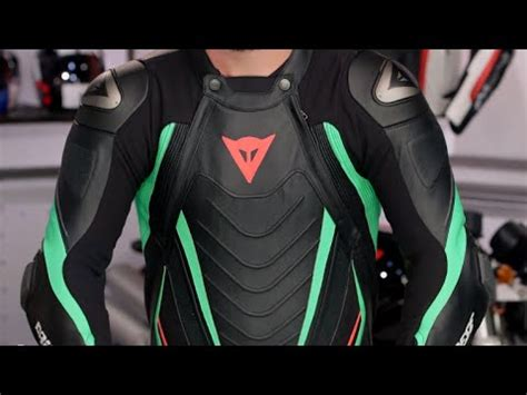 dainese aero evo  race suit review  revzillacom youtube