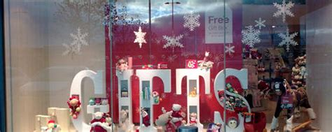 polystyrene snowflakes christmas display shipped world