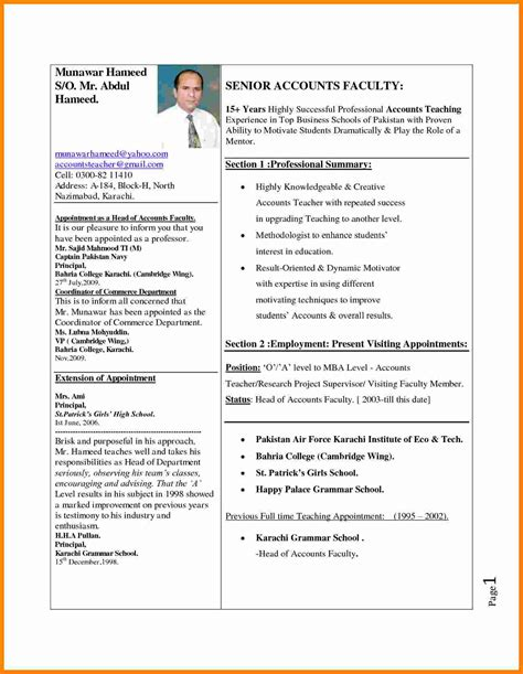 How To Make A Professional Cv Exles by 6 Cv Resume Writing Theorynpractice