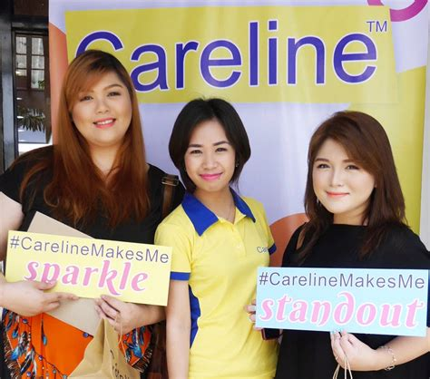 julie anne san jose i give you my heart careline tvc press launch with julie anne san jose the