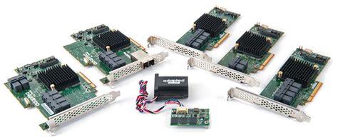 Adaptec Series 7 PCIe 3 RAID Adapters Reach 450,000 IOPS ...