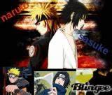 naruto vs sasuke Pictures [p. 1 of 38] | Blingee.com