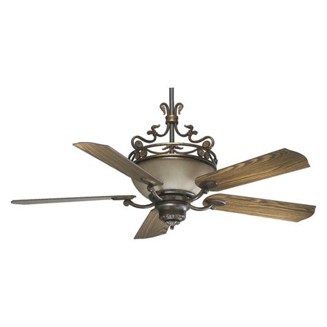Ceiling Fan Uplight by Quorum International 63565 4 Light 56in Turino Uplight