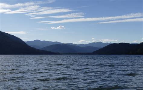 lake trout fishing  priest lake  continue anglers