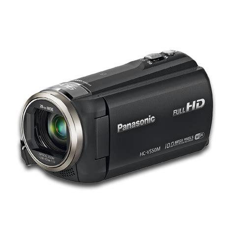 Panasonic V550m Full Hd Video Cameras
