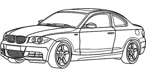 Bmw 1 Serie Kleurplaat by Bmw Car 1 Series Coloring Pages Best Place To Color