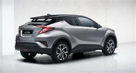 New Toyota C-hr Gets 1.2l Turbo, 2.0l And 1.8l Hybrid