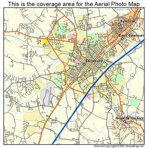 salisbury n c offender map aerial photography map of salisbury nc north carolina