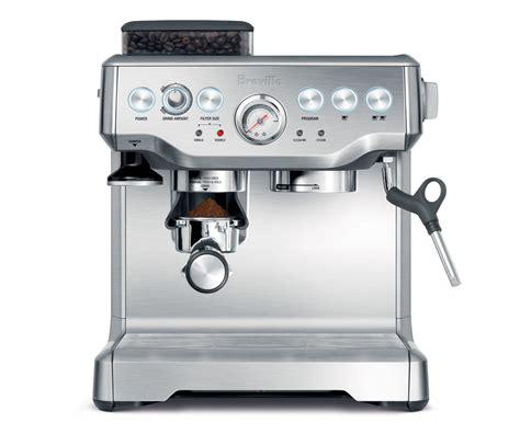breville dual boiler espresso machine review breville espresso machines