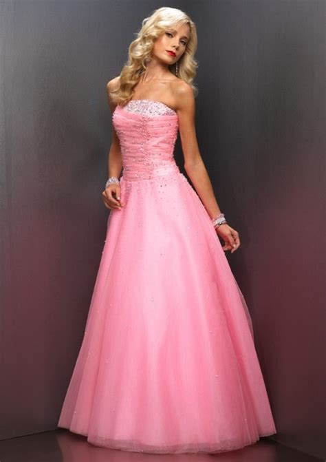 baby pink bridesmaid dresses baby pink prom dress pictures