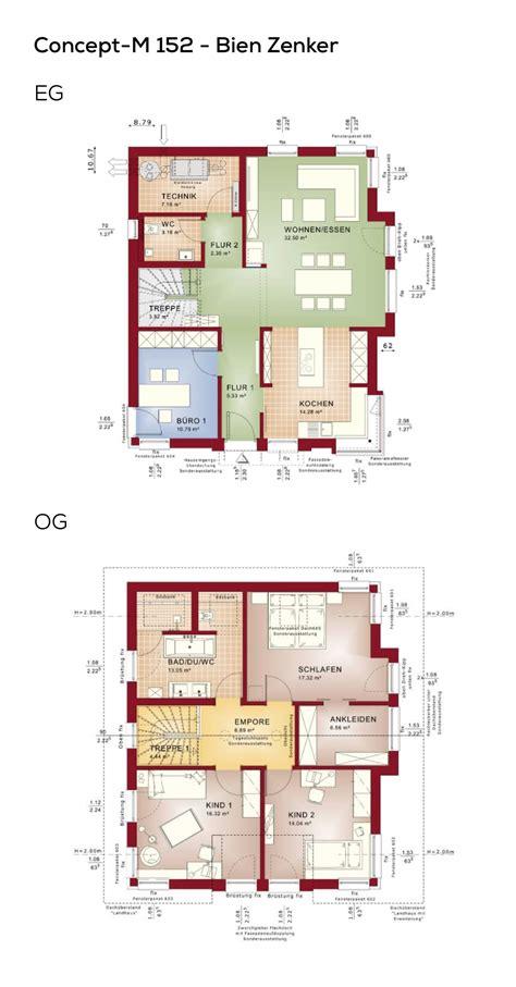 Grundrisse Efh Ohne Keller by Grundriss Einfamilienhaus Modern Mit Satteldach