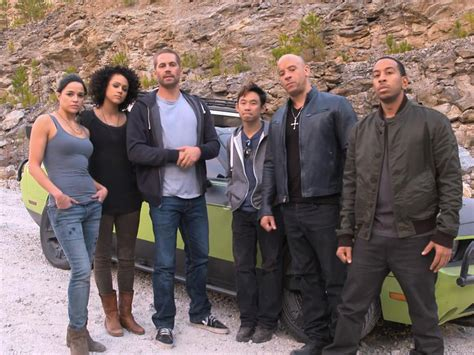 'fast & Furious 7' Official Title Revealed, Trailer To