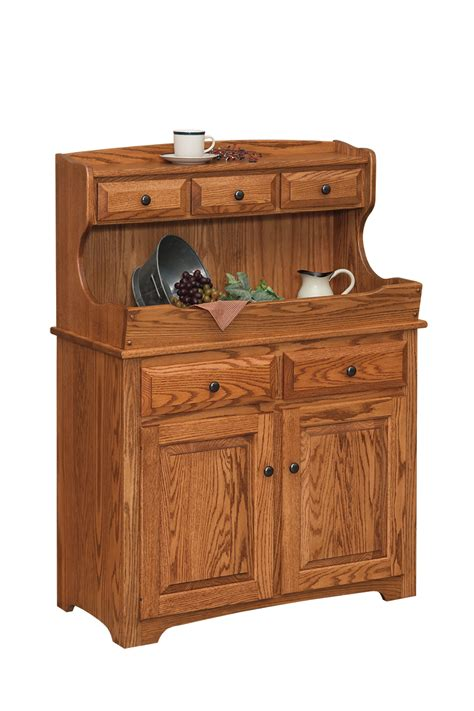 what is a dry sink high back dry sink amish furniture connections amish